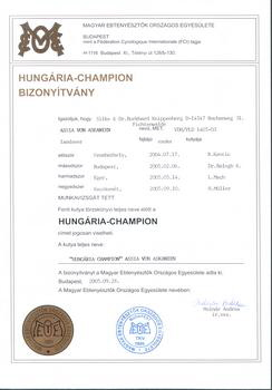 Hungária-Champion